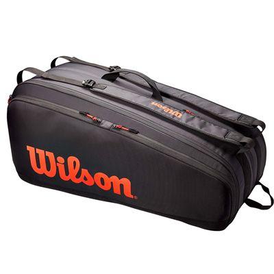 Wilson Tour 12 Racket Bag - Side
