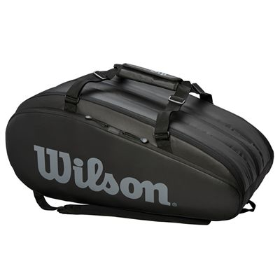 Wilson Tour 15 Racket Bag AW19 - Black - Side