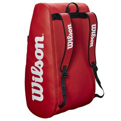 Wilson Tour 15 Racket Bag AW19 - Stand Position