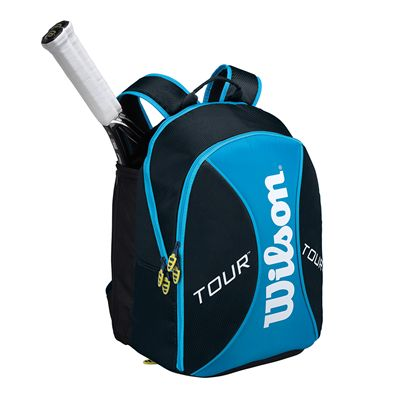 Wilson Tour Blue Small Backpack