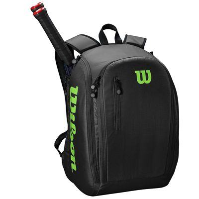 Wilson Tour Collection Backpack - In Use