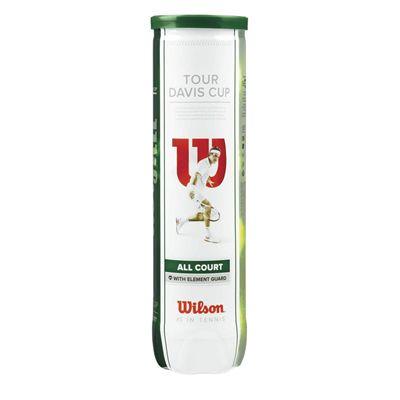 Wilson Tour Davis Cup Tennis Balls