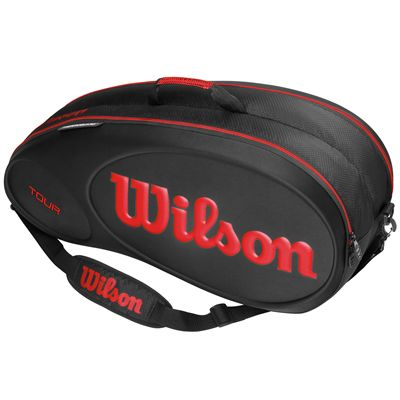 Wilson Tour Moulded 6 Racket Bag