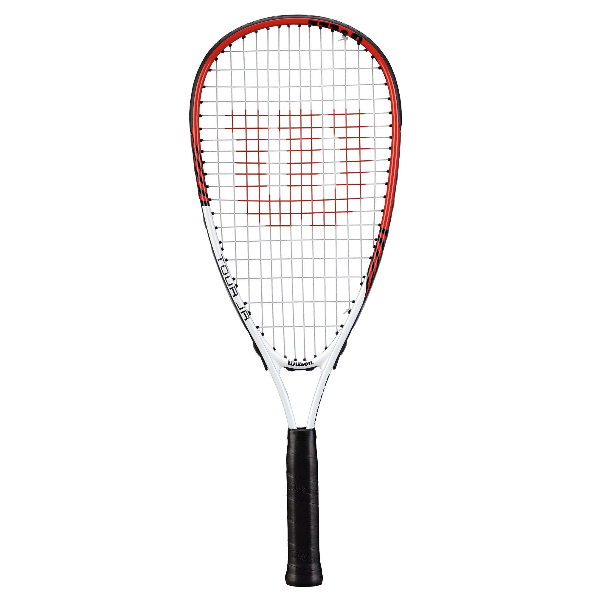 Wilson Tour Pro Junior Squash Racket Sweatband Com