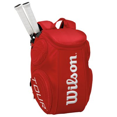 Wilson Tour Red Large Backpack