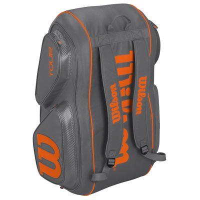 Wilson Tour V 15 Racket Bag SS18 - Back