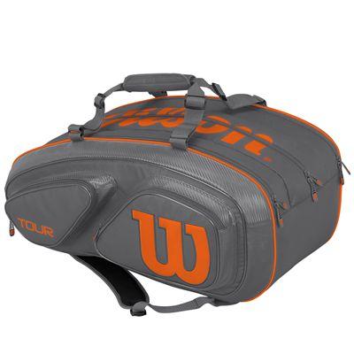 Wilson Tour V 15 Racket Bag SS18 - Side