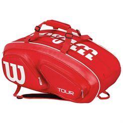 Wilson Tour V 15 Racket Bag SS16