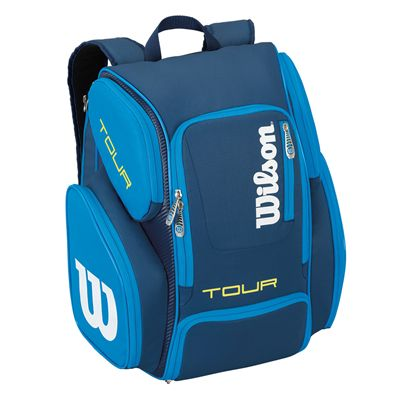 Wilson Tour V Large Backpack - Blue