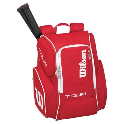 Wilson Tour V Large Backpack - In Use