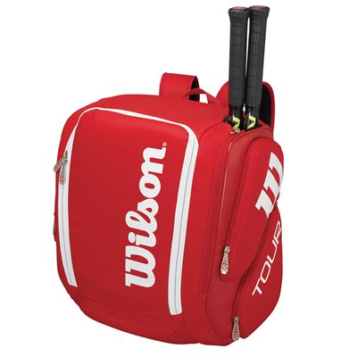 Wilson Tour V XL Backpack - In Use