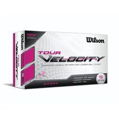Wilson Tour Velocity - Women Golf Balls