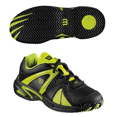 Wilson Trance Impact Junior Tennis Shoes 2012 - View