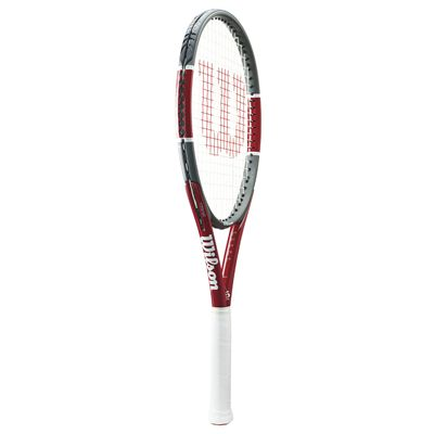 Wilson Triad Five Tennis Racket - Side