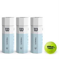 Wilson Triniti Tennis Balls - 1 Dozen