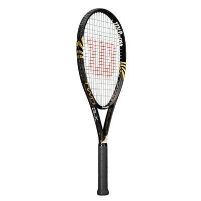 Wilson Two Tennis Racket Side