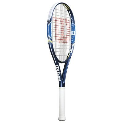 Wilson Ultra 100 UL Team Tennis Racket - Side
