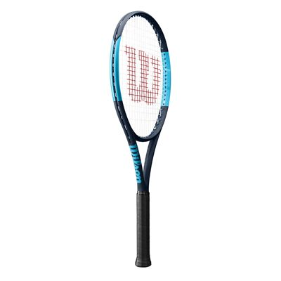 Wilson Ultra 100 UL Tennis Racket - Angle