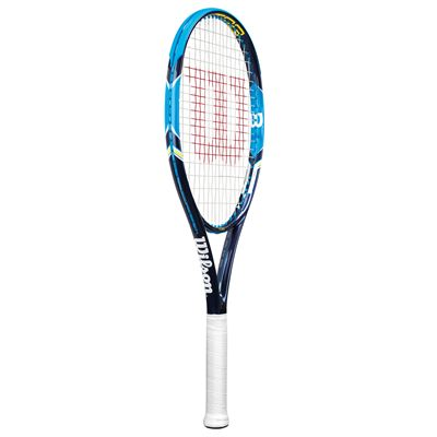 Wilson Ultra 108 Tennis Racket - Angle