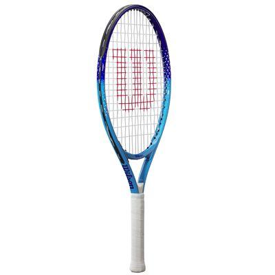 Wilson Ultra Blue 23 Junior Tennis Racket - Slant