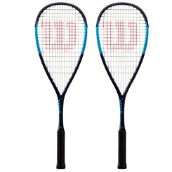 Wilson Ultra CV Squash Racket Double Pack