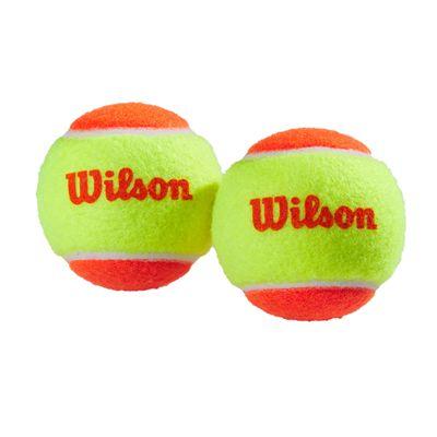 Wilson Ultra Pink 25 Junior Tennis Starter Set - Balls