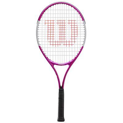Wilson Ultra Pink 25 Junior Tennis Starter Set