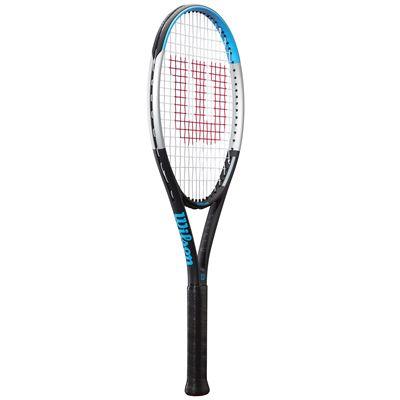 Wilson Ultra Power 100 Tennis Racket SS21 - Angle