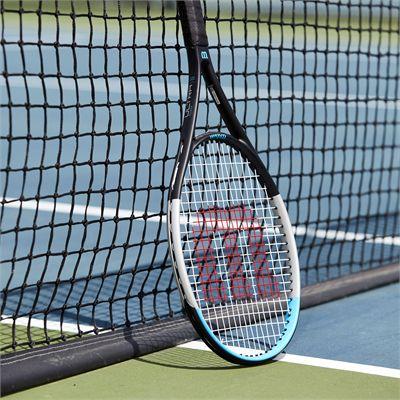Wilson Ultra Power 100 Tennis Racket SS21 - Lifestyle1