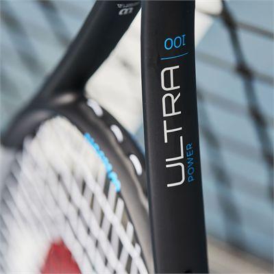 Wilson Ultra Power 100 Tennis Racket SS21 - Lifestyle2