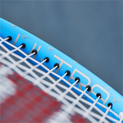 Wilson Ultra Power 100 Tennis Racket SS21 - Lifestyle4