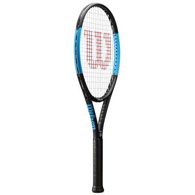 Wilson Ultra Power 100 Tennis Racket - Angled