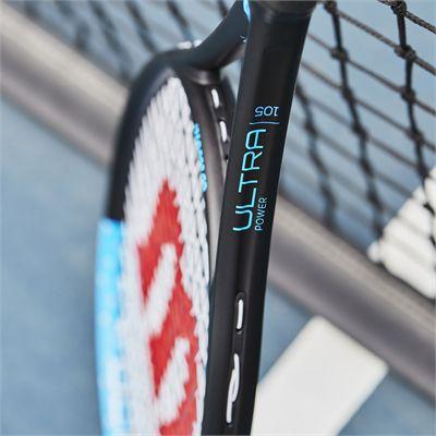 Wilson Ultra Power 105 Tennis Racket SS21 - Lifestyle2