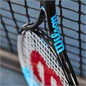 Wilson Ultra Power 25 Junior Tennis Racket - Lifestyle3