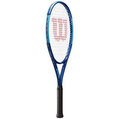 Wilson Ultra Power XL 112 Tennis Racket - Angled