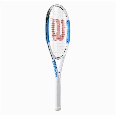 Wilson Ultra Team 100 Tennis Racket - Side
