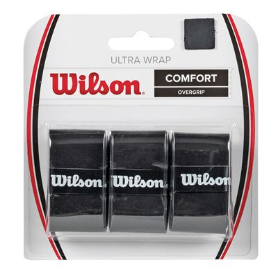 Wilson Ultra Wrap Overgrip - Pack of 3
