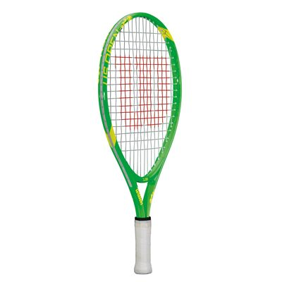 Wilson US Open 19 Junior Tennis Racket Side