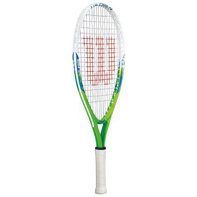 Wilson US Open 21 Junior Tennis Racket - Side