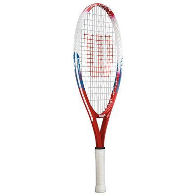 Wilson US Open 23 Junior Tennis Racket - Side
