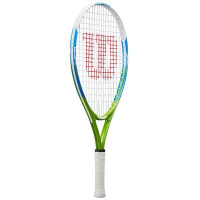 Wilson US Open 23 Junior Tennis Racket SS19 - Angled