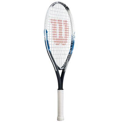 Wilson US Open 25 Junior Tennis Racket - Side