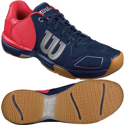 Wilson Vertex Indoor Court Shoes