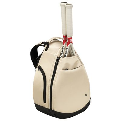 Wilson Verve Backpack with racquets-Champagne