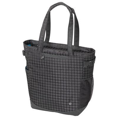 Wilson Verve Tote Bag-Black