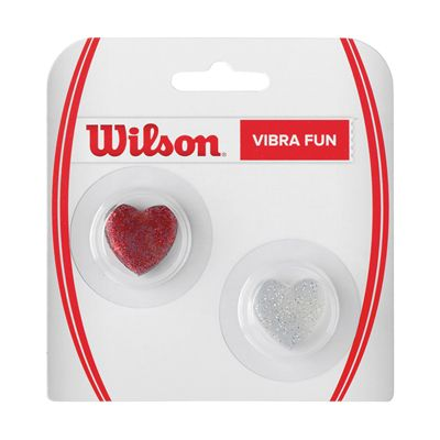 Wilson Vibra Fun Glitter Hearts Dampener