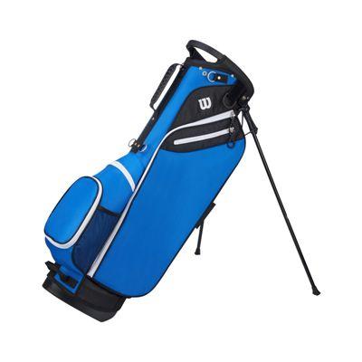 Wilson W Golf Carry Bag - Blue