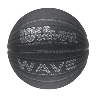 Wilson Wave Carbon Black Basketball