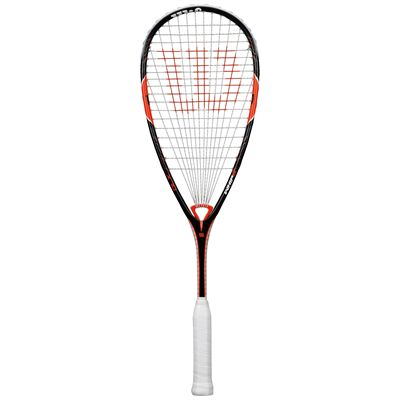 Wilson Whip 145 BLX Squash Racket SS15-Front View