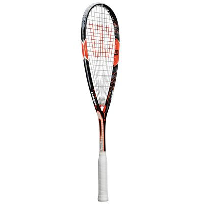 Wilson Whip 145 BLX Squash Racket SS15-Side View